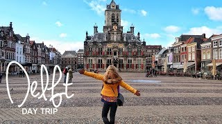 Download Day trip to Delft, the Netherlands Video