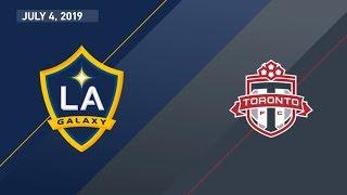 Download Match Highlights: Toronto FC at LA Galaxy - July 4, 2019 Video