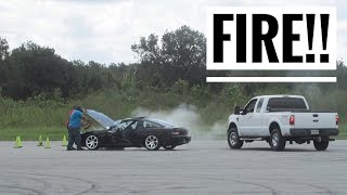 Download Teaching People HOW TO DRIFT! Video