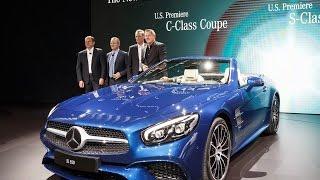 Download Mercedes SL & GLS Weltpremiere auf der Los Angeles Auto Show 2015 Video