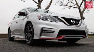 Download 2017 Nissan Sentra Nismo | Daily News Autos Review Video