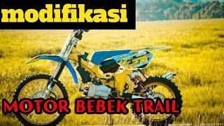 Download MODIFIKASI MOTOR BEBEK MENJADI TRAIL Video