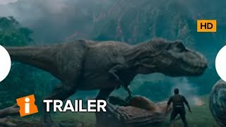 Download Jurassic World - Reino Ameaçado | Trailer Internacional Legendado Video