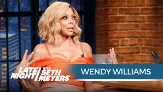 Download Wendy Williams Owns Her On-Air Burping Problem Video