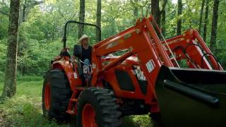 Download Trace Adkins and his Experience with Kioti Tractors Video