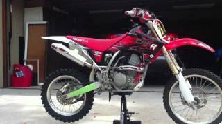 Download Honda Crf150r 2008 MRD exhaust Video