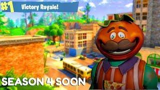 Download Fortnite:Battle Royale ″Tomato Head″ Skin Last Day - Fortnite Season 4 Prep begins (505+ wins) Video