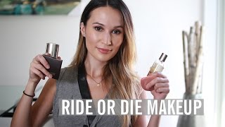 Download The Ride Or Die Makeup Tag | ttsandra Video