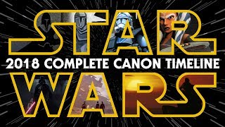 Download Star Wars: The Complete Canon Timeline (2018) Video