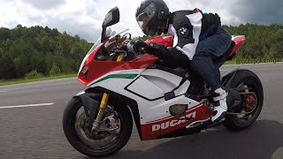Download Ducati V4 Speciale vs Yamaha R1M vs BMW S1000RR vs Kawasaki ZX10R - Street Race Video
