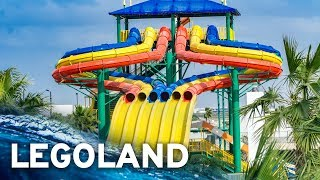 Download LEGOLAND DUBAI WATER PARK: All Waterslides - GoPro POV! Video