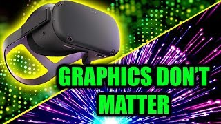 Download Oculus Quest Graphics Quality Is Not Important The Experience IS Video