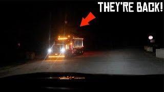 Download DO NOT GO TO CLINTON ROAD... PHANTOM GHOST TRUCKS UPDATE! Video