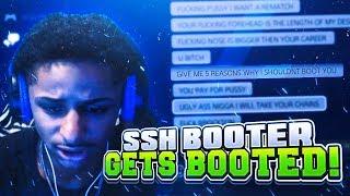 Download SSH FANBOY BOOTER GETS BOOTED OFFLINE! I SET HIM UP AND GET MY REVENGE NBA 2K17 (FUNNY) Video
