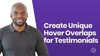 Download How to Create Unique Hover Overlaps for Testimonials with Divi Video