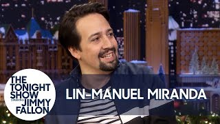 Download Lin-Manuel Miranda and Jimmy Reveal the Text Convo that Led to ″Two Goats in a Boat″ Video