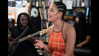 Download Jorja Smith: NPR Music Tiny Desk Concert Video