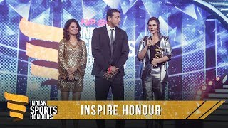 Download Sania Mirza | Inspire Honour | Indian Sports Honours Video