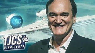 Download Quentin Tarantino Confirms He's Not Directing His Star Trek Film Video