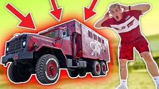 Download MY NEW MERCH TRUCK IS FINALLY FINISHED!! Video