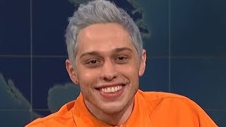 Download Pete Davidson GUSHES About Ariana Grande on SNL Video