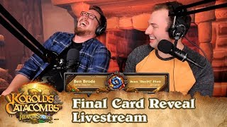 Download Kobolds & Catacombs Final Card Reveal & Gameplay Livestream Video