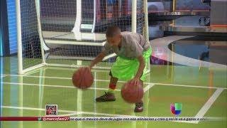 Download Julian Newman puso a jugar basketball a Fernando Fiore - República Deportiva Video
