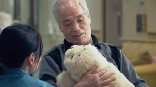 Download Undiscovered Japan: Using robots to care for the elderly Video