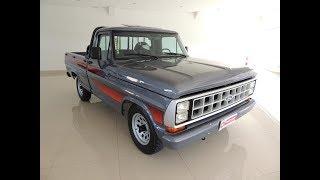 Download Ford F1000 SS 1991 Raridade 16 000 km Video