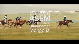 Download 7th Model ASEM - ″20 Years of ASEM: Partnership for the Future through Connectivity″ Video
