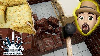 Download NEW HOUSE HAS A HIDDEN SECRET!! | House Flipper #5 Video