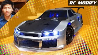Download RC Modify 7 | NISSAN Skyline GTR R34 Video