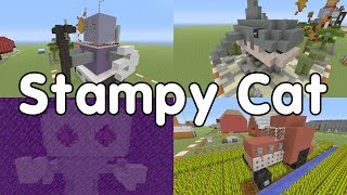 Download Top 10 Building Time Builds - Stampy Cat Video