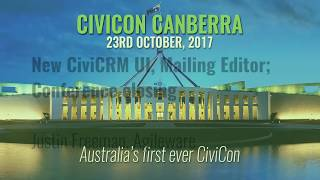 Download New CiviCRM UI, Mailing Editor, Conference Closing Video