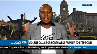 Download There were signals about Mahikeng situation - Frank Lekaba Video