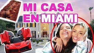 Download MI CASA EN MIAMI | ENCUENTRO CON KATIE ANGEL | DONDE COMEMOS | EL MUNDO DE CAMILA Video
