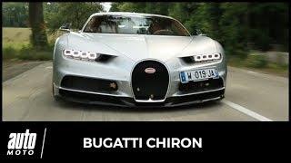 Download 2017 Bugatti Chiron [ESSAI] : nos impressions au volant de l'hypercar de 1500 ch Video