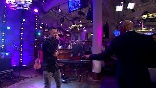 Download TVOH-finalist Vinchenzo krijgt Humberto aan het da - RTL LATE NIGHT Video