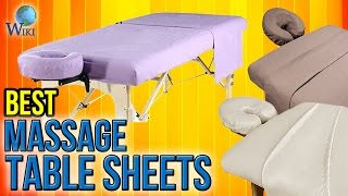 Download 6 Best Massage Table Sheets 2017 Video