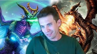 Download (Hearthstone) Heroic Brawl: Dragons vs Dragons Video