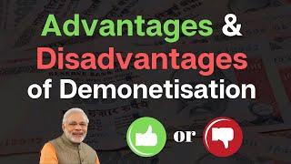 Download Advantages & Disadvantages of Demonetisation - IAStube Video