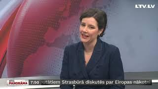 Download Intervija ar finanšu ministri Danu Reiznieci-Ozolu Video