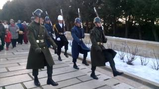 Download Ankara Anıtkabir Nöbet Değişimi Video