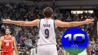 Download Ricky Rubio : Top 10 plays Video
