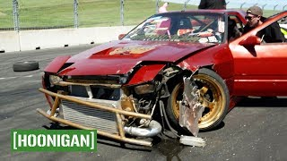 Download [HOONIGAN] Unprofessionals EP1: Hert and Rob Crash into Each Other Video