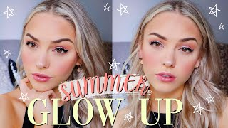 Download SUMMER MAKEUP LOOK | SUMMER GLOW UP GET READY WITH ME Video