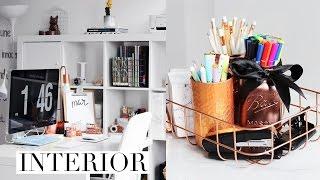 Download DIY Desk Decor & Organization Ideas 2017 | Pinterest Inspired + GIVEAWAY Video
