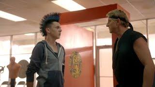 Download Eli Transformation to Hawk - Cobra Kai ( Flipping The Script ) Video