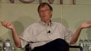 Download Bill Gates: Non-profits vs. for-profit businesses Video