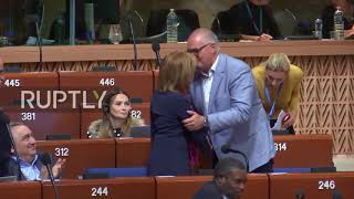 Download France: PACE elects Cyprus' Stella Kyriakides as new president Video